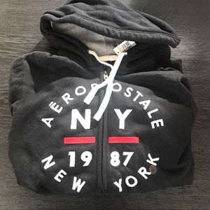 NWT Men's Aeropostale Long Sleeved Hoodie - L